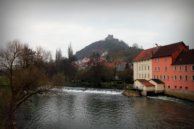 Die Trimburg in Elfershausen