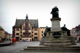 Das Rathaus in Schweinfurt