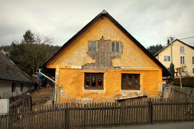 Renovierungsbedürftiges Haus in Tschechien