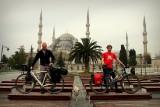 """""""In Istanbul mit dem Rad""""-Beweisbild"""