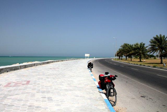 Ein Ausflug auf die iranische Insel Qeshm.