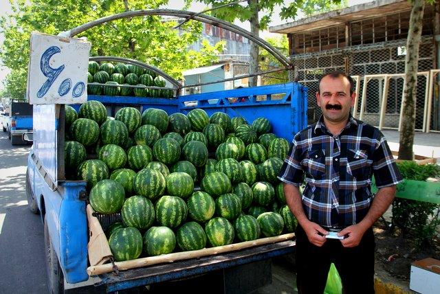 Willkommen im Melonen-Land!